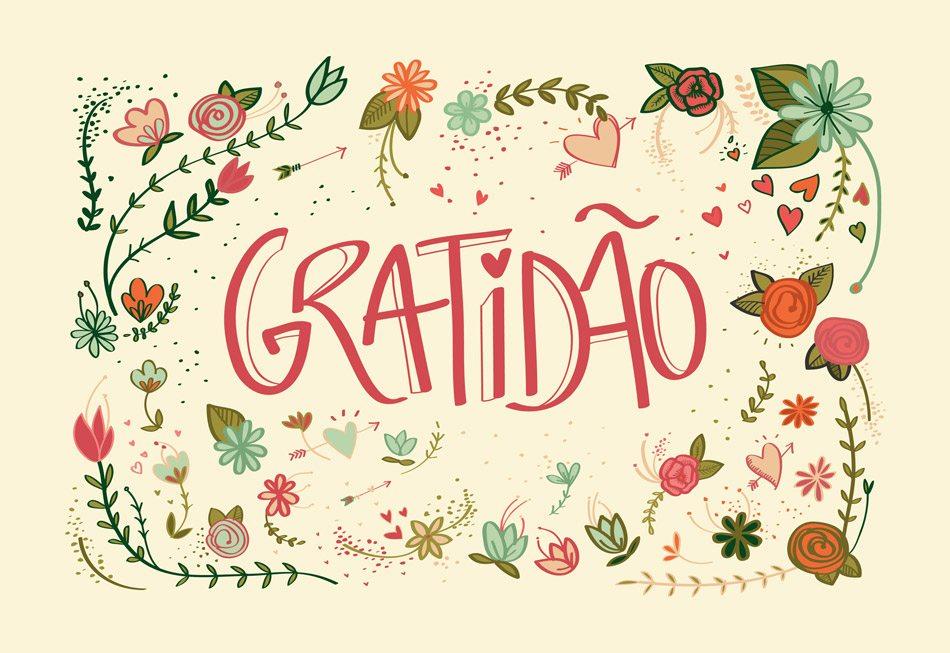 Cartão de agradecimento – Casando sem grana