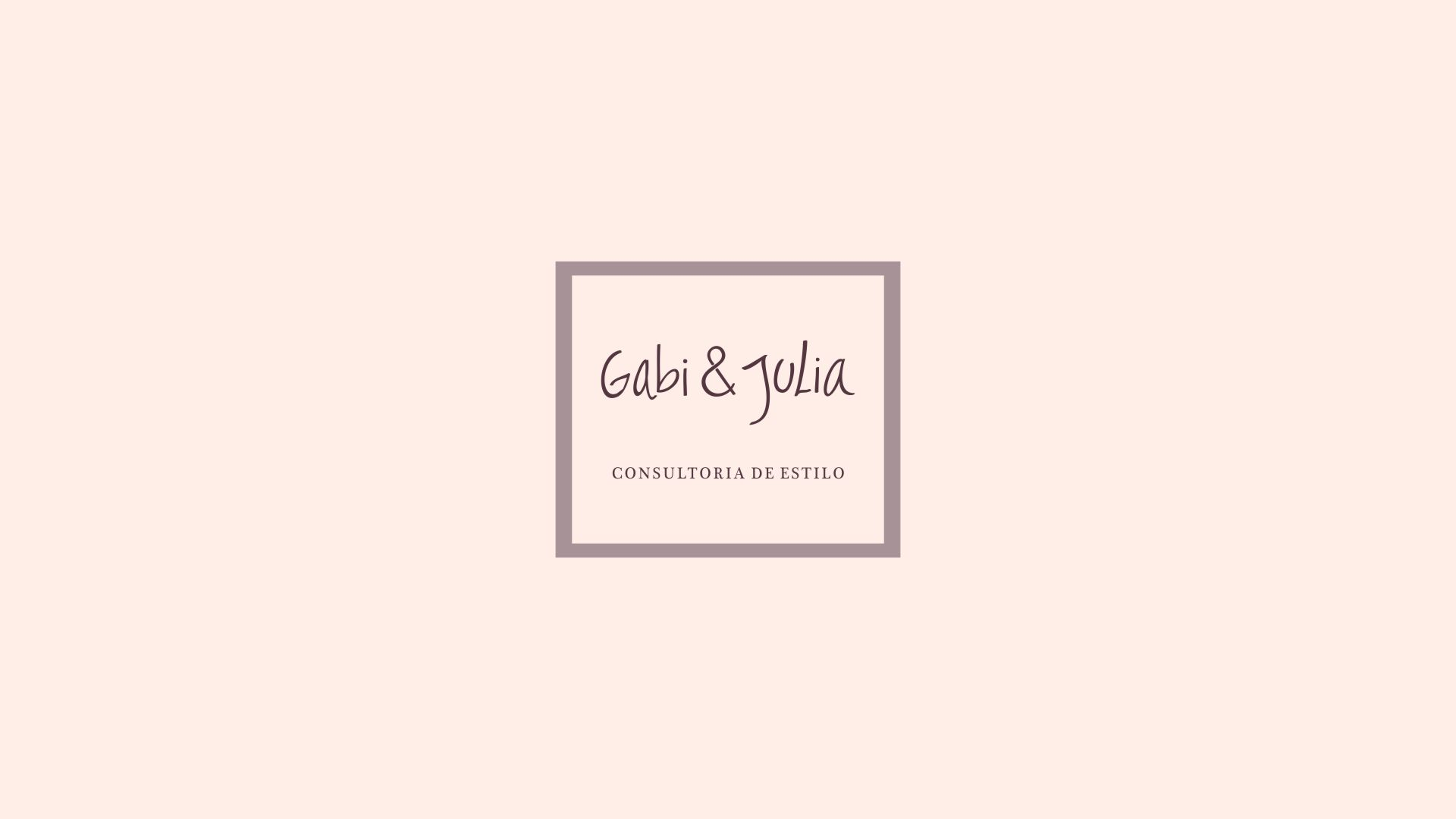 Gabi e Júlia